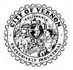 city of vernon, california exclusivey industrial manufacturing warehousing food processing cold storage